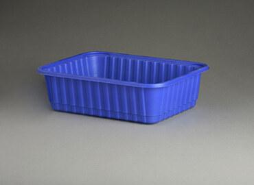 ظرف قارچی آبی ۴۰۰